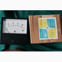 Амперметр 10 А /встроенный шунт / для автозарядного устройства. Новый