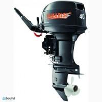 Продам лодочный мотор YAMABISI T40BMS