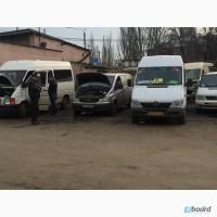 Mercedes, Фольксваген, ремонт микроавтобусов Одесса