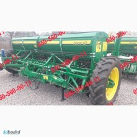 Сеялка зерновая Harvest 420 прицепная Зерновая сеялка Harvest 420 с захватом 4.2 метра
