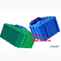 Квадратные емкости для воды из пластика