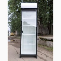 Холодильный шкаф Derbi 370 л.однодверный б/у., купить шкаф холодильный б/у
