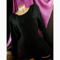 Сексуальный весенний свитер-сеточка