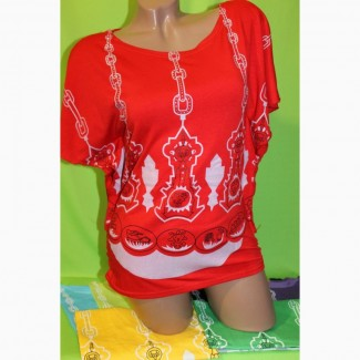 Классная футболка. Красная