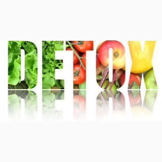 Программа очищения организма и похудения DETOX