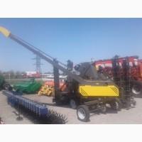 Зернометатель - погрузчик зерна Булат -120