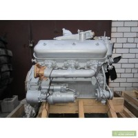 Двигатель ЯМЗ 236А(V6)