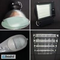 Светодиодные светильники. Светодиодные прожектора. Гарантия 5 лет