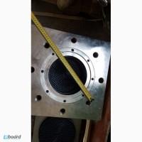 Автоматический высокоскоростной шиберный фильтр c гидравлической станцией