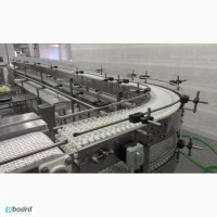 Конвейер на модульной ленте изготовим под заказ