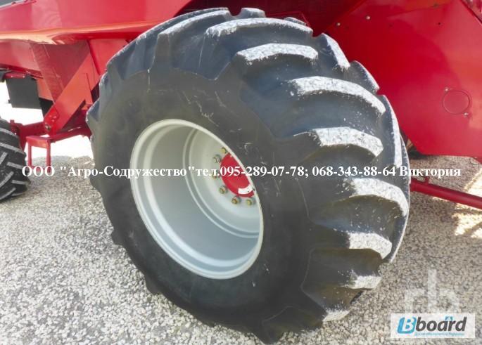 Фото 10. 4800 моточасов Комбайн зерновой CASE 1660 из США