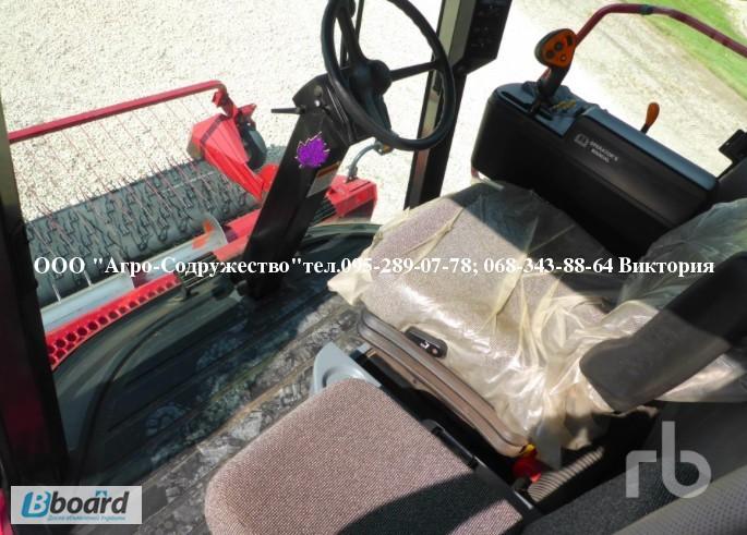 Фото 6. 4800 моточасов Комбайн зерновой CASE 1660 из США