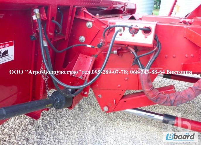 Фото 7. 4800 моточасов Комбайн зерновой CASE 1660 из США