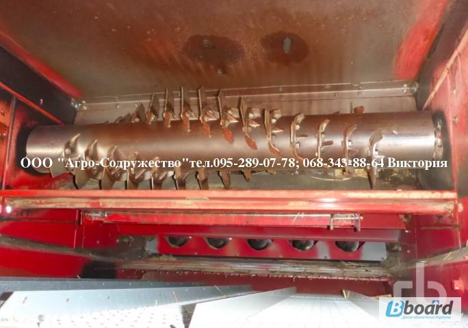 Фото 8. 4800 моточасов Комбайн зерновой CASE 1660 из США