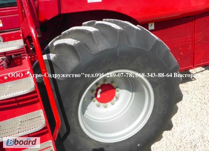 Фото 9. 4800 моточасов Комбайн зерновой CASE 1660 из США