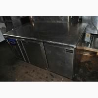 Стол холодильный б/у EWT INOX для кафе, ресторана