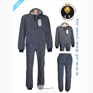 Спортивный костюм ELKEN 279 серая