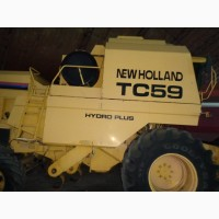 Запасные части для комбайна New Holland TC59
