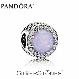 Скидки! Pandora Пандора шарм бусина Сияющие сердца арт. 791725NOP Оригинал