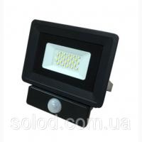 Прожектор с датчиком движения. Светодиодные светильники недорого