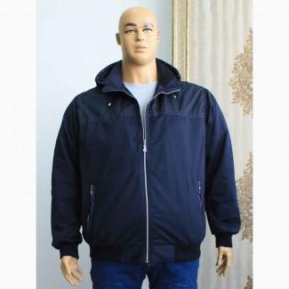 Куртки легкие (ветровки) мужские больших размеров