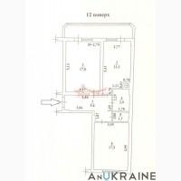 Продается 2 комнатная квартира в ЖМ Радужный