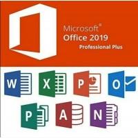 Microsoft Office 2019 Professional Plus лицензионный ключ активации