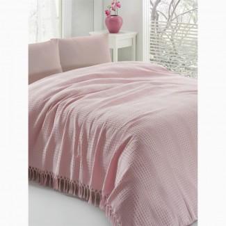 Покрывало-Плед Checkers Розовый 220×240 Izzihome Турция