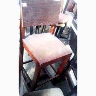 Продам стул барный деревянный б/у