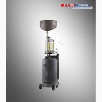 Установка для вакуумного отбора и слива автомобильного масла с предкамерой HPMM HC-2097