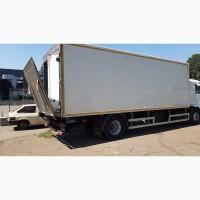 Услуги СТО для грузовиков
