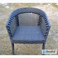 Купить кресло из искусственного ротанга бу