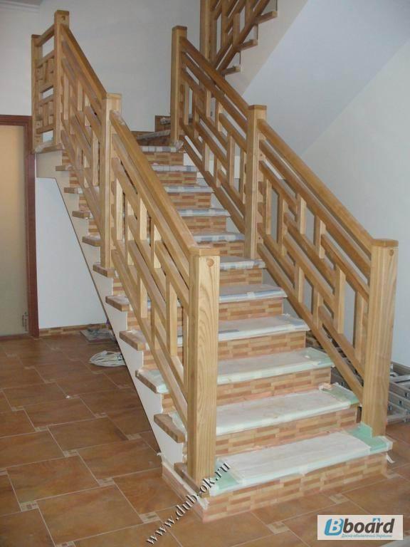Как сделать деревянные перила для лестницы своими руками