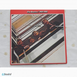 The Beatles 1962-1966 (Japan) NM-/EX+/EX