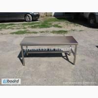 Стол-подставка островной СП-О 1100х500х500