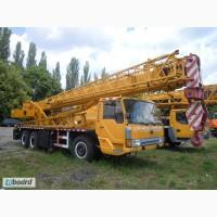 Услуги, аренда автокрана 25 тонн стрела 32 -40, 4 м.По всей Украине