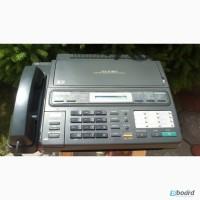 Продам телефон -автоответчик-факс Panasonic KX-F130 BX (пр-во Япония)