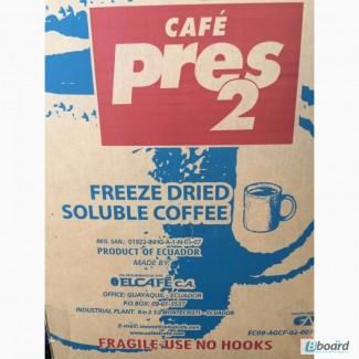 Кофе весовой растворимый сублимированный El Cafe Pres-2
