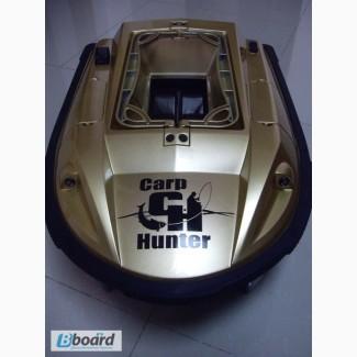 Радиоуправляемый прикормочный кораблик для рыбалки CarpHunter 3в1