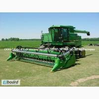 Жатка зерновая John Deere 925 Flex флекс 7, 6м. б/у