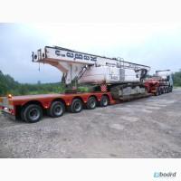 Негабаритные перевозки Винница, перевозка негабаритных грузов тралом в Виннице