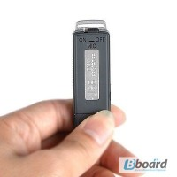 SK 868 Цифровой диктофон Флешка 8 гб. памяти до 150 часов аудиозаписи USB флэш диск