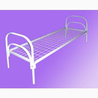 Одноярусные кровати, Кровати металлические, Кровати в больницы