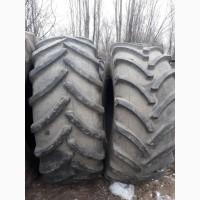 Б/у шины 710/70R38 для трактора JD Case