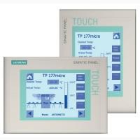 Прямые поставки с 2010г. Панелей (SIEMENS) SIMATIC TP27, TP37, TP170, MP30, MP270 и MP370