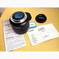 Объектив Yongnuo 50mm f1.4 Canon