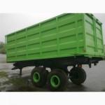 Прицеп тракторный самосвальный зерновоз новый 2ПТС-9, 2ПТС-12, НТС 12, НТС 9, ПТС 6