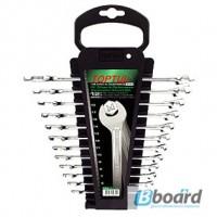Набор ключей комбинированных на холдере 12 шт. Toptul GAAC1201