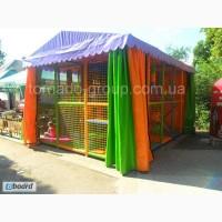 Детская игровая комната лабиринт для улицы
