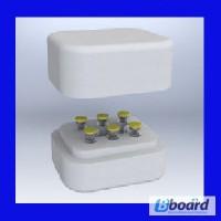 Упаковка из пенопласта для фармацевтической продукции